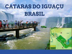 Electricidade cataratas do Iguaçu