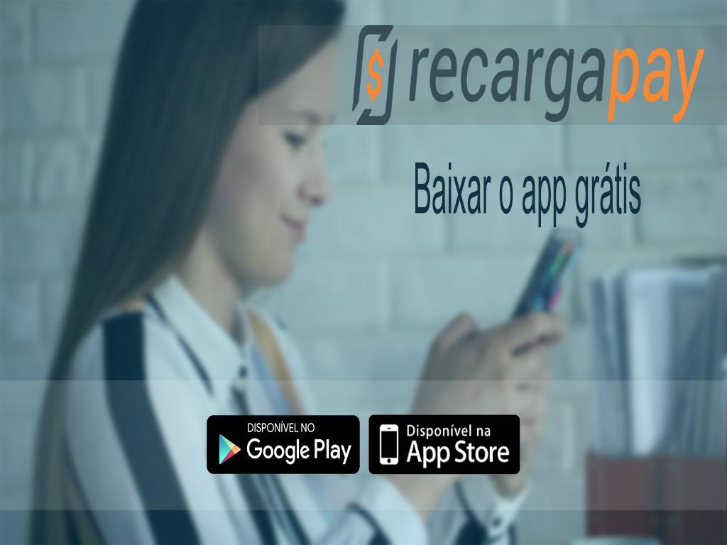 RecargaPay é uma app grátis para pagar suas contas