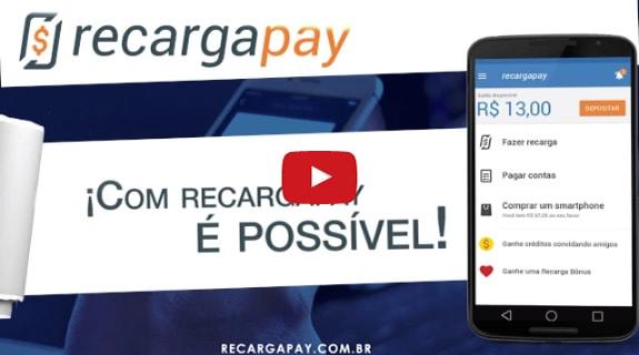 Aplicação Recargapay