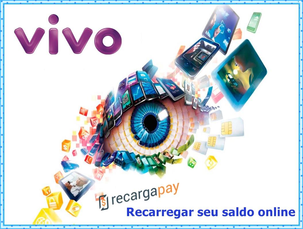 Sistema de pagamento para Vivo, online e pelo celular