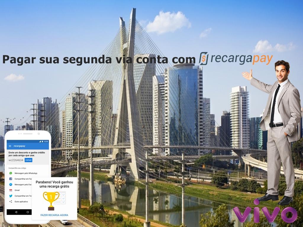 Vivo ganhou mais de 952,7 milhões de clientes em Sao Paulo