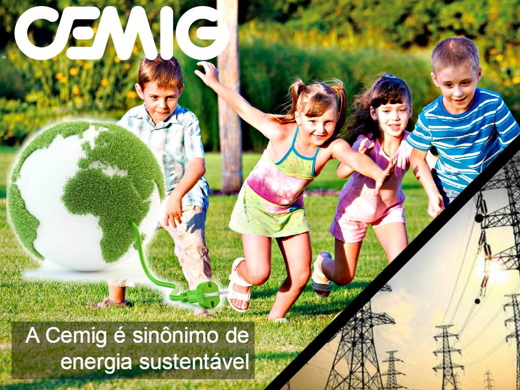 Projeto de energia sustentável da empresa CEMIG