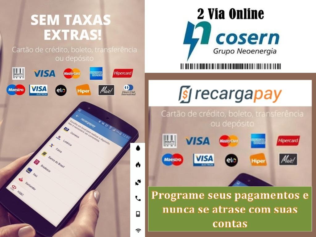 Com o aplicativo Recargapay você pode pagar todas suas contas de eletricidade desde o celular