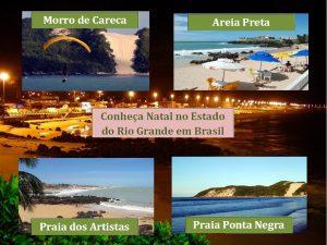 Conheça Natal no Estado do Rio Grande do Norte em Brasil