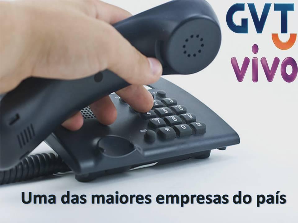 Vivo é uma das empresas de telefonia fixa mais importante do país