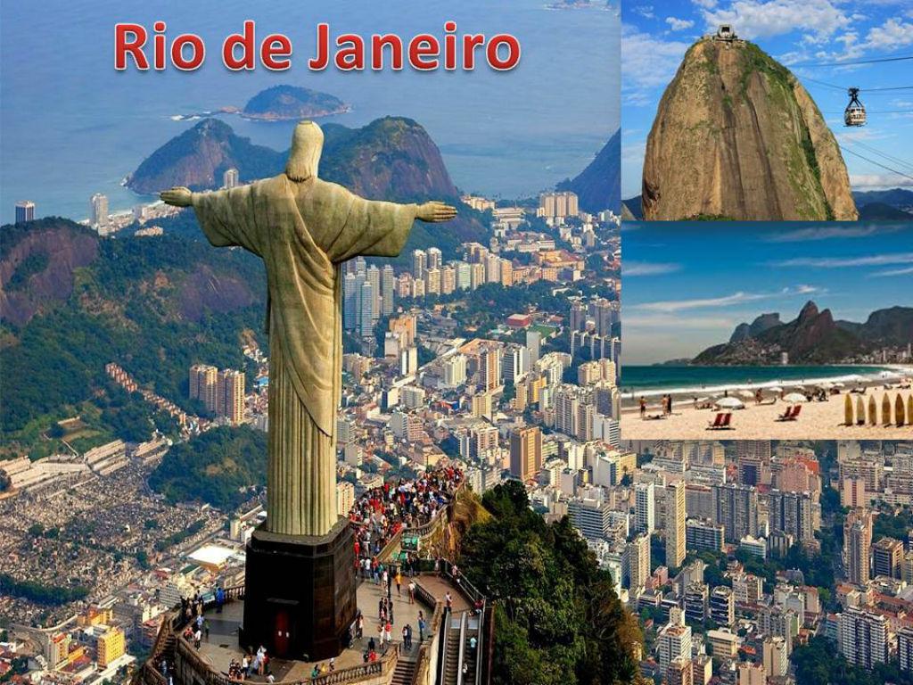 Rio de Janeiro da bom ciudade mais tecnológica