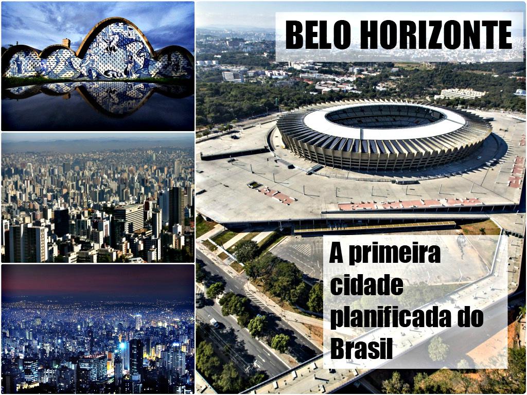 História de Belo Horizonte a primeira cidade planificada do Brasil