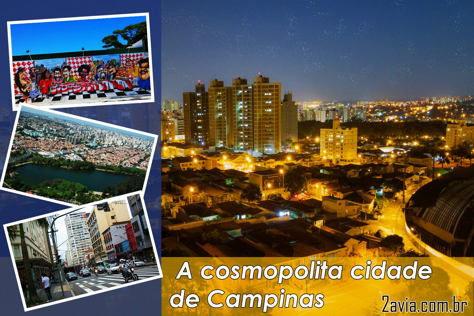 Conheça uma das melhores cidades do Brasil