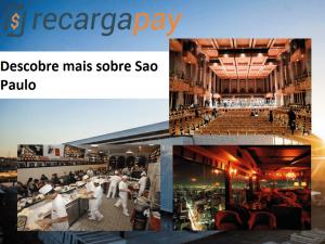 Visita Sao Paulo para conhecer mais sobre a cidade mais tecnológica do país