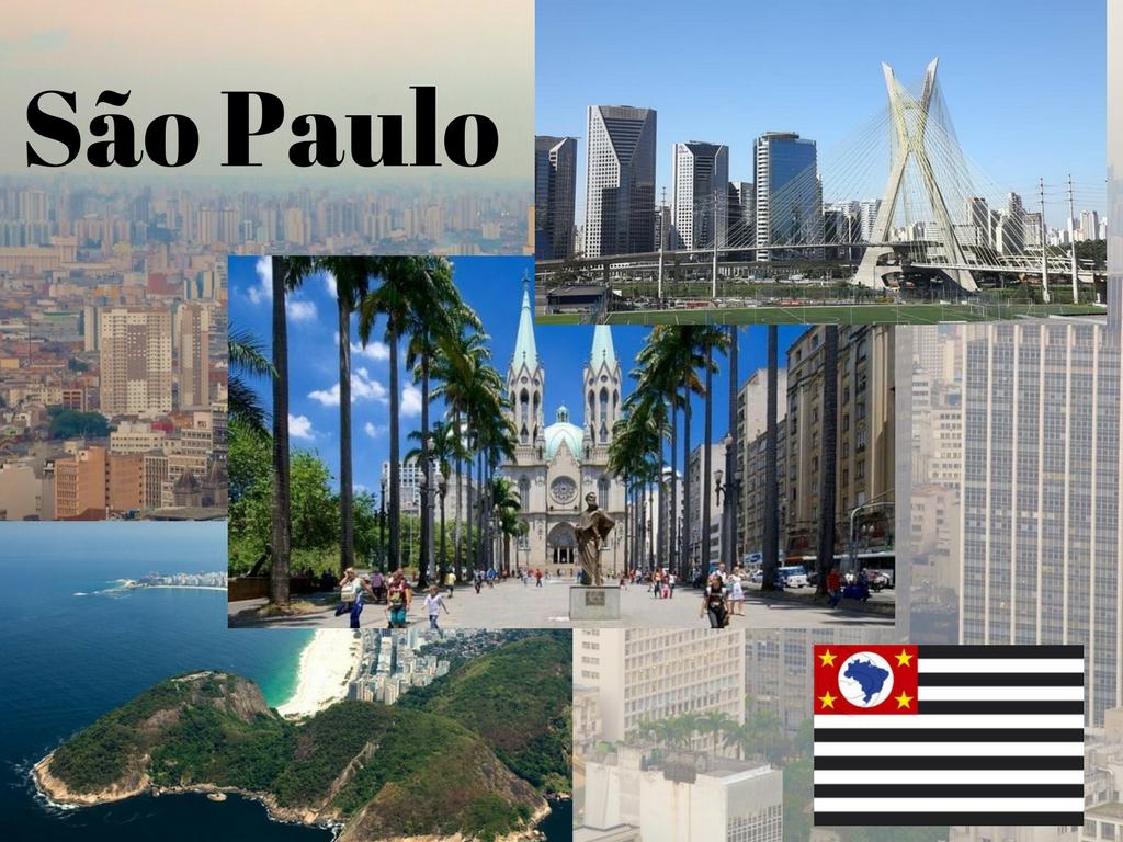 Conheça os pontos mais visitados de Sao Paulo