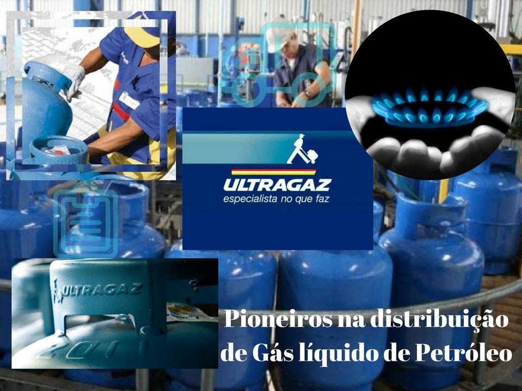 Conheça os serviços de gás Ultragaz