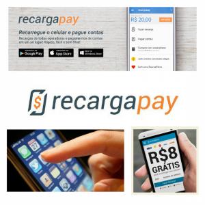 Pague sua segunda via com RecargaPay