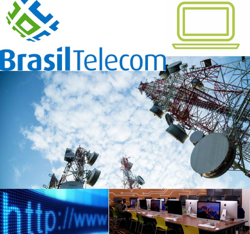 Brasil Telecom, lider em comunicacion via internet.