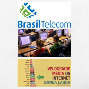 Telecom empresa pioneira em comunicação via Internet