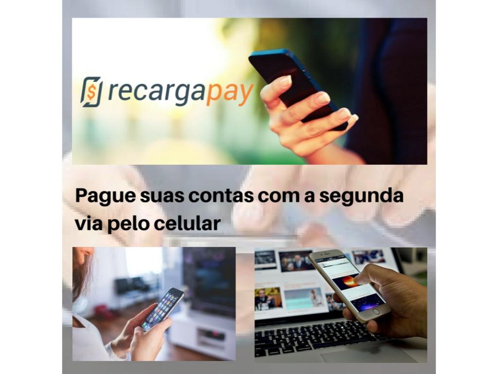 Pague sua 2da via de contas desde seu celular em Sao Paulo