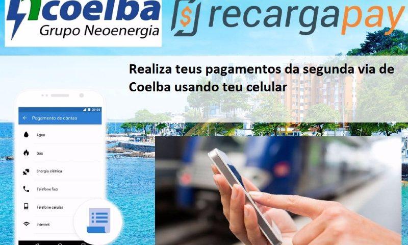 Paga tuas contas de Coelba em Salvador