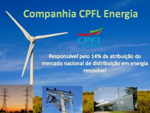 CPFL energia em Campinas