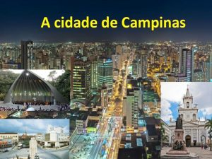 Campinas cidade para o desenvolvimento industrial