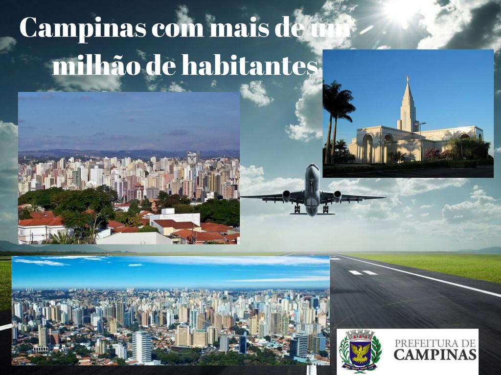 Cidade de Campinas - São Paulo