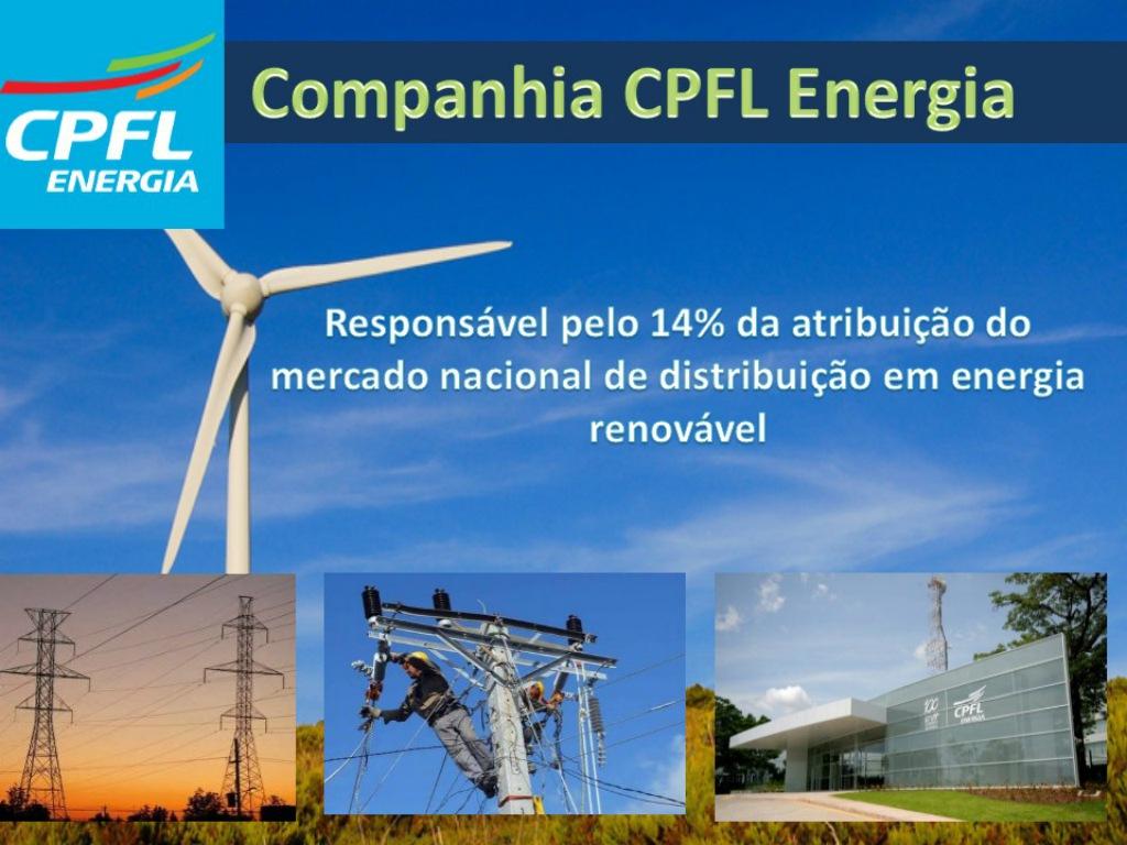 CPFL é a responsável por grande parte da distribuição elétrica do país