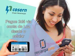 Nova App para pagar 2dá via Conta pelo celular