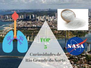 Rio Grande do Norte em Brasil