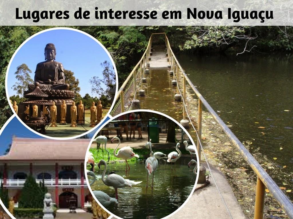Lugares de interesse em Nova Iguacu