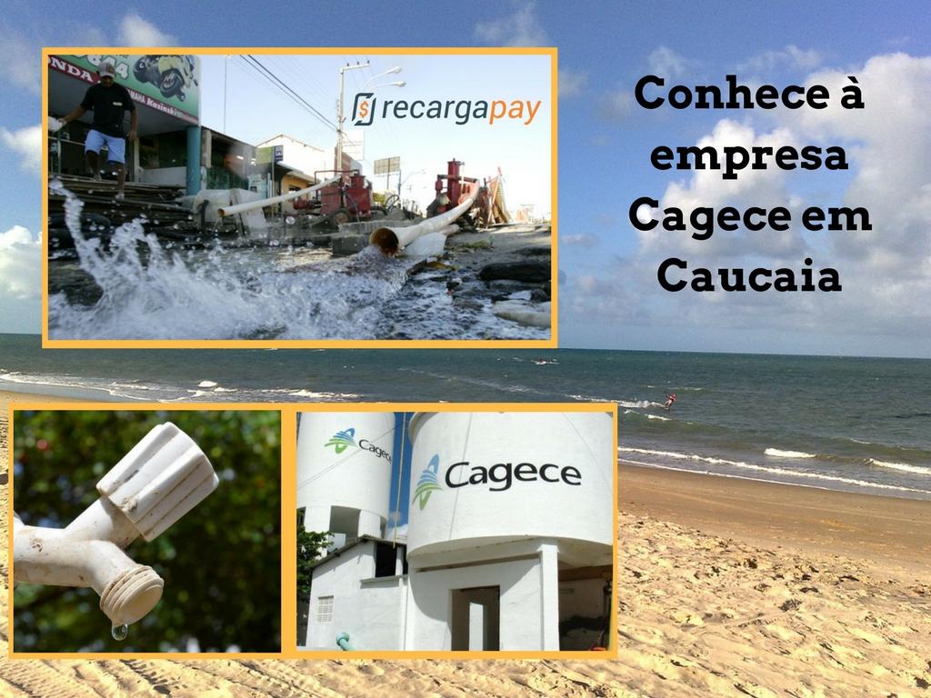 Empresa Cagece em Caucaia