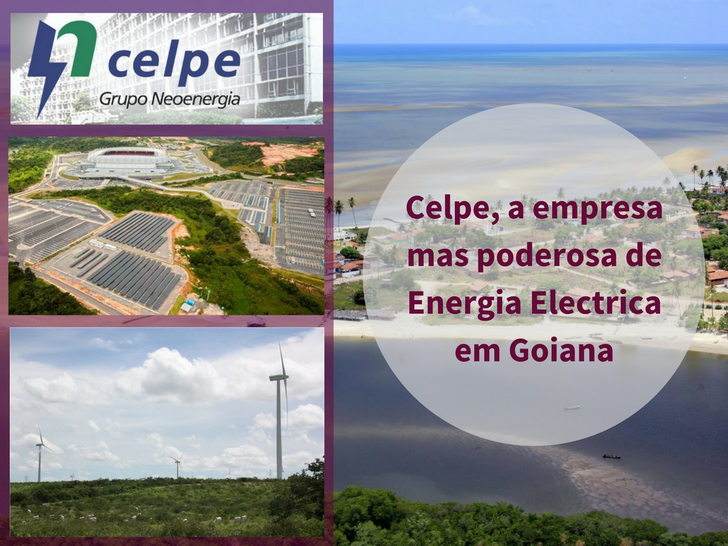 Celpe Energia Electrica
