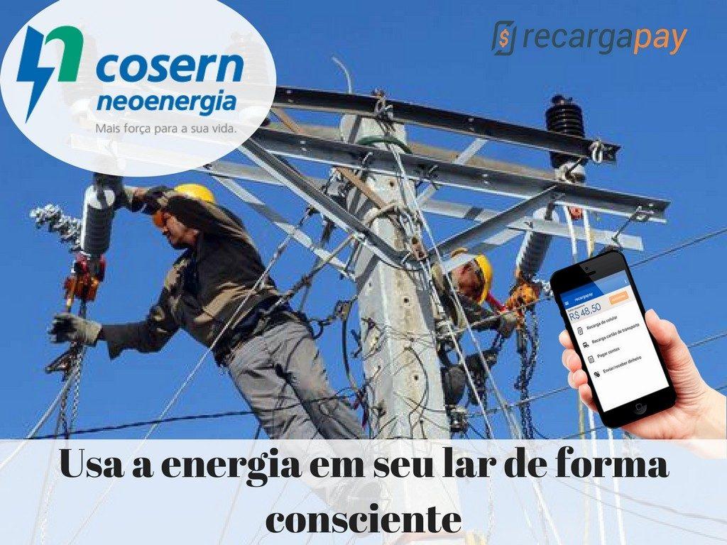 Energia de Cosern em Rio Grande do Norte