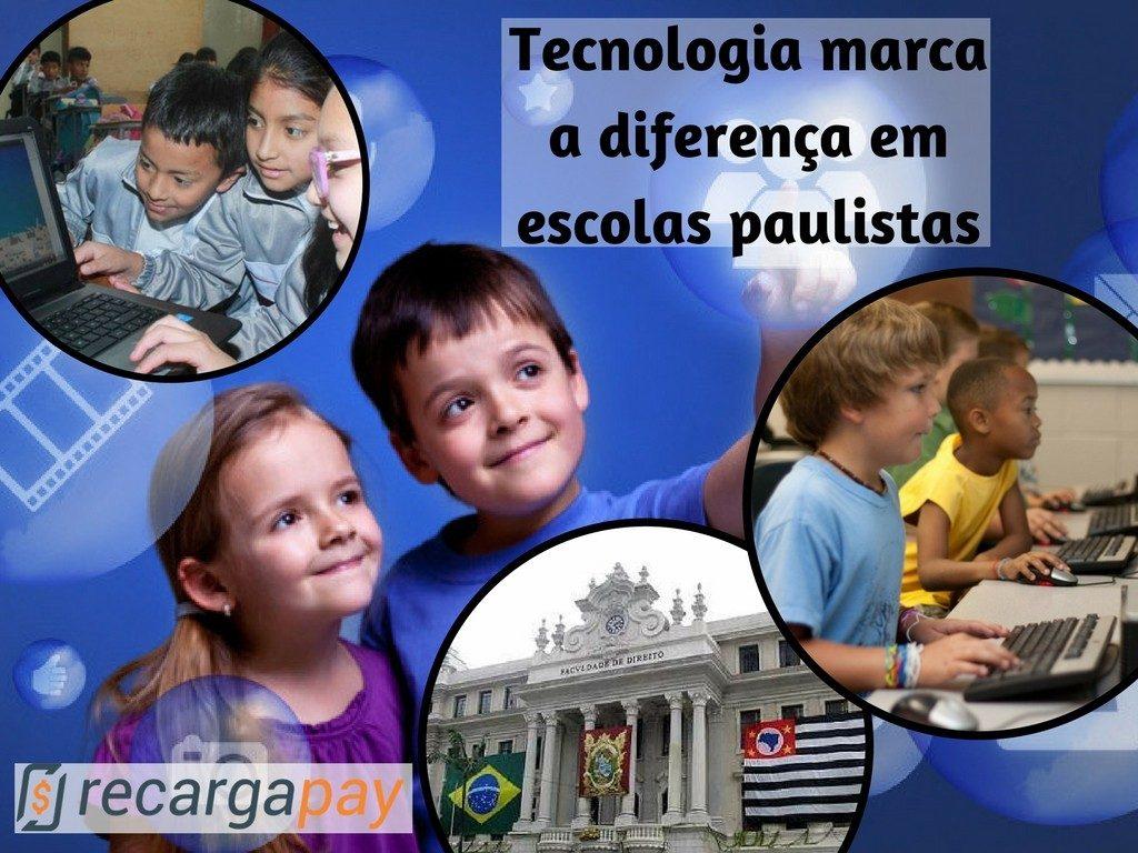 Pratica pedagógica com tecnologia em escoas paulistas