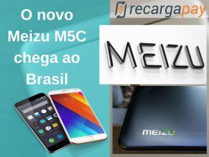 novo celular Meizu