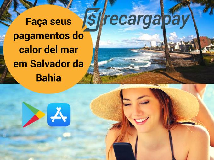 Em Salvador da Bahia faça seus pagamentos 2a vias