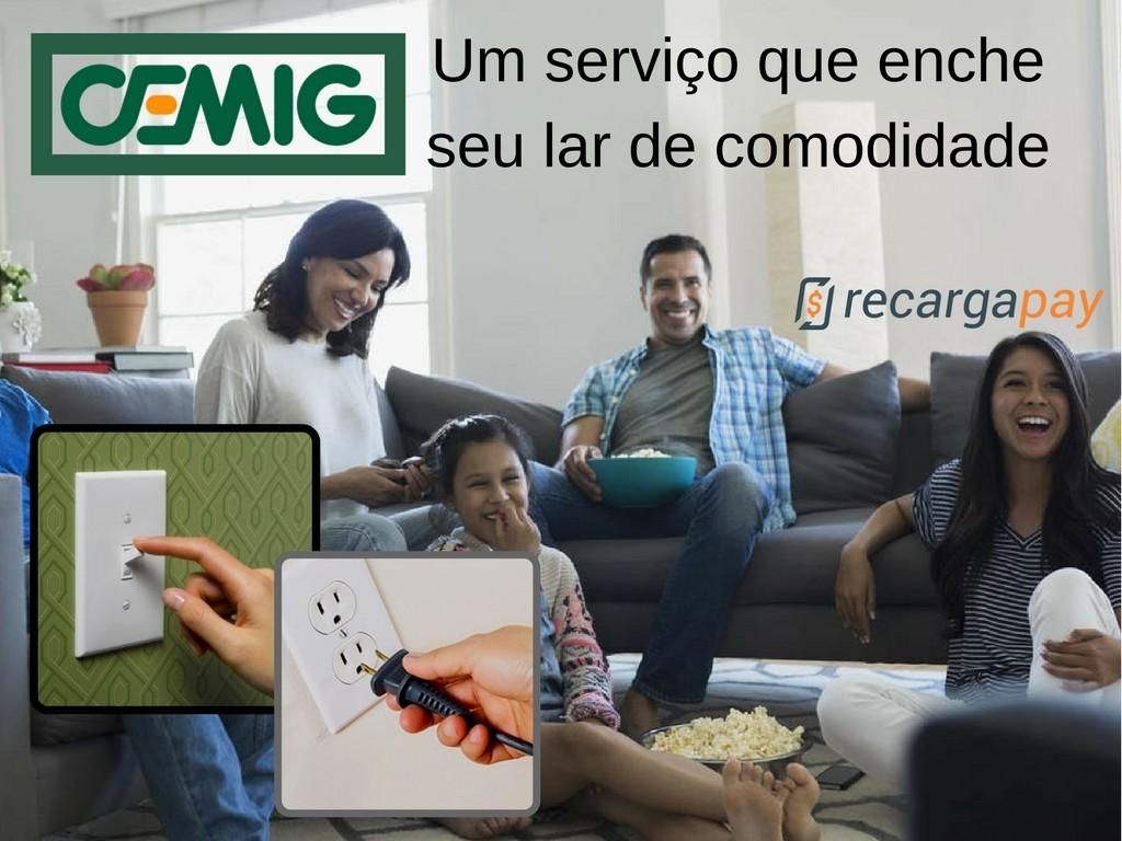 Cemig companhia de energia de Mina Gerais