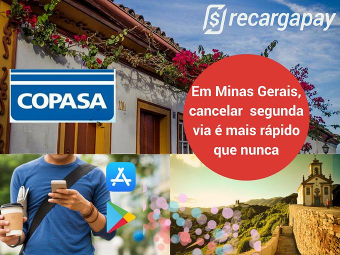 Pagar água nunca foi tão fácil em Minas Gerais