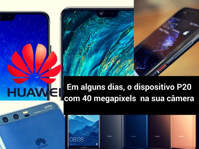 Este 27 de março vem o Huawei P20