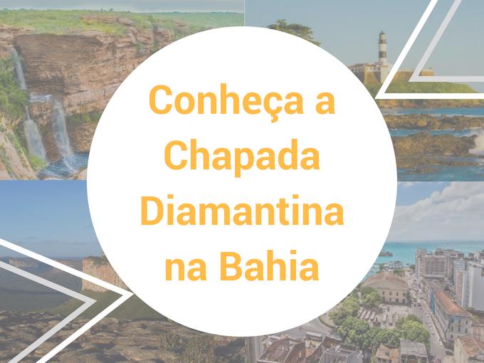 Conheça a Chapada Diamantina na Bahia