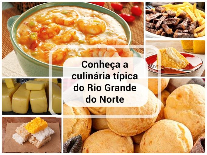 Conheça a culinária típica do Rio Grande do Norte