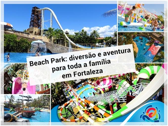 Beach Park: diversão e aventura para toda a família em Fortaleza
