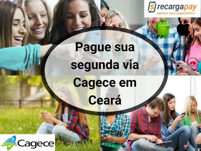 Pague segunda via Cagece em Ceará
