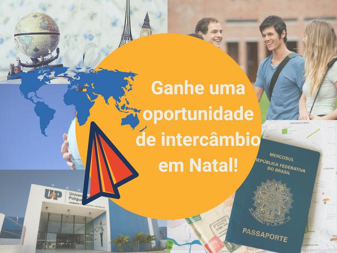 Participe da Feira de Internacionalidade da Universidade Potiguar em Natal