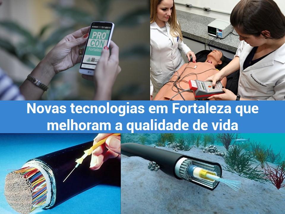 Importantes parcerias em tecnologia em Fortaleza