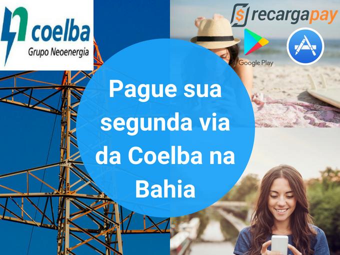 Atualize sua segunda via Coelba na Bahia