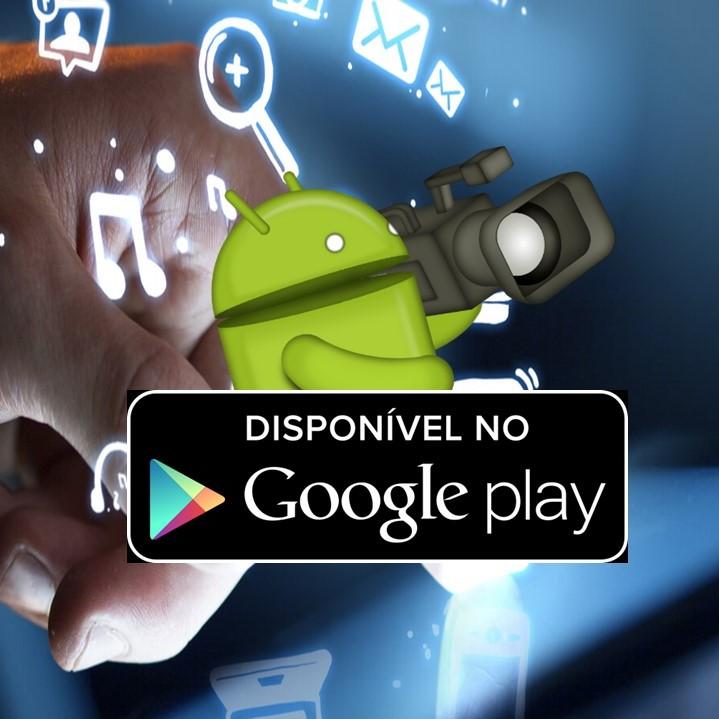 Encontre seu aplicativo para Android aqui