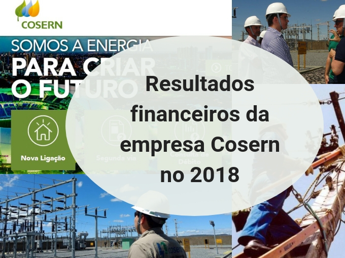 Resultados financieros do Cosern