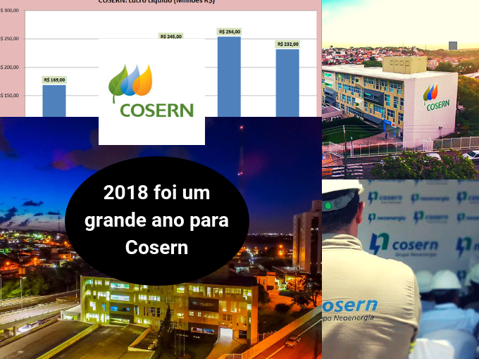 Cosern aumenta seus lucros este ano