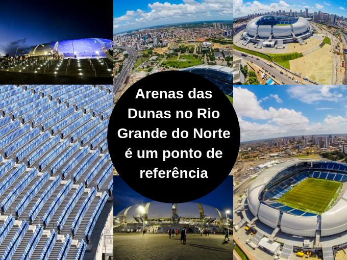 Rio Grande do Norte tem um dos melhores estádios