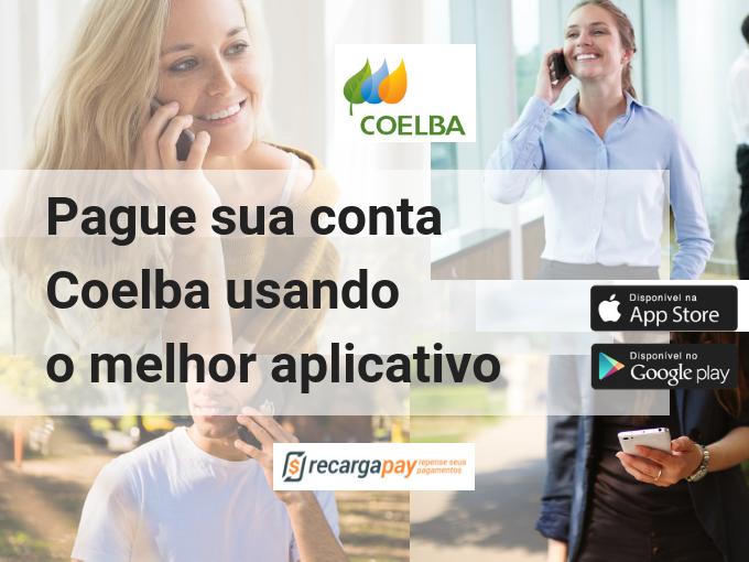Pagar conta Coelba usando Recargapay