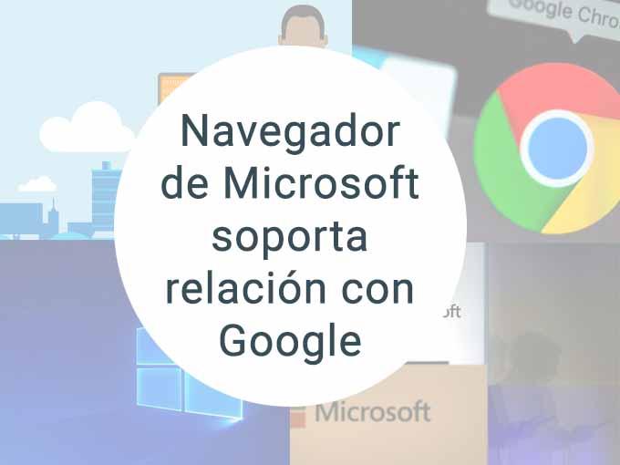 Esta é a atualização do navegador da Microsoft
