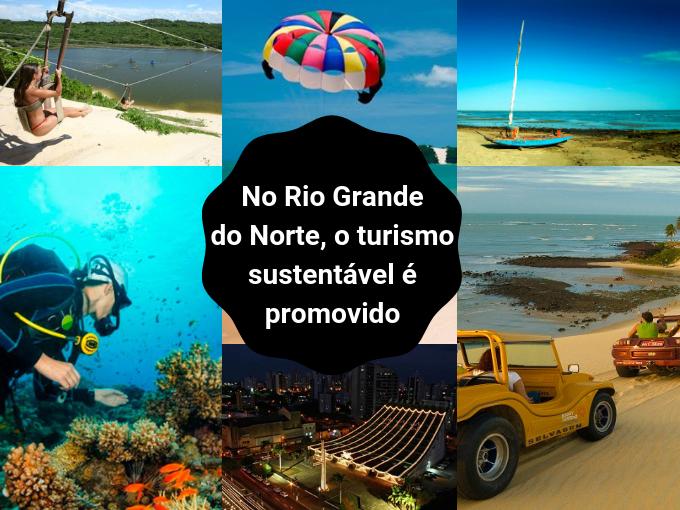 Rio Grande do Norte exerce um turismo responsável